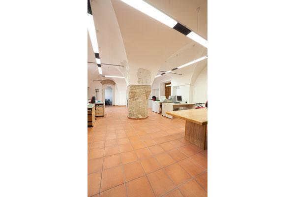 10 Nuova installazione per la Curia Arcivescovile di Fermo