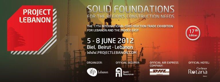 project lebanon I Pavimenti Sopraelevati Nesite a Project Lebanon 2012