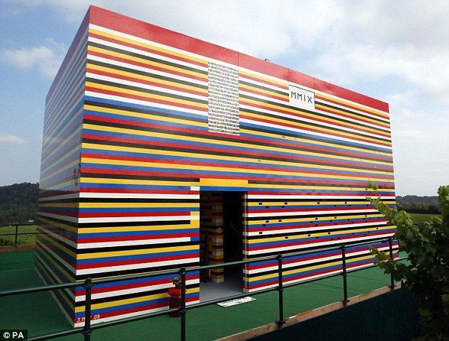 Lego My House: unapp per sapere quanti mattoncini servono per costruire la vostra casa!