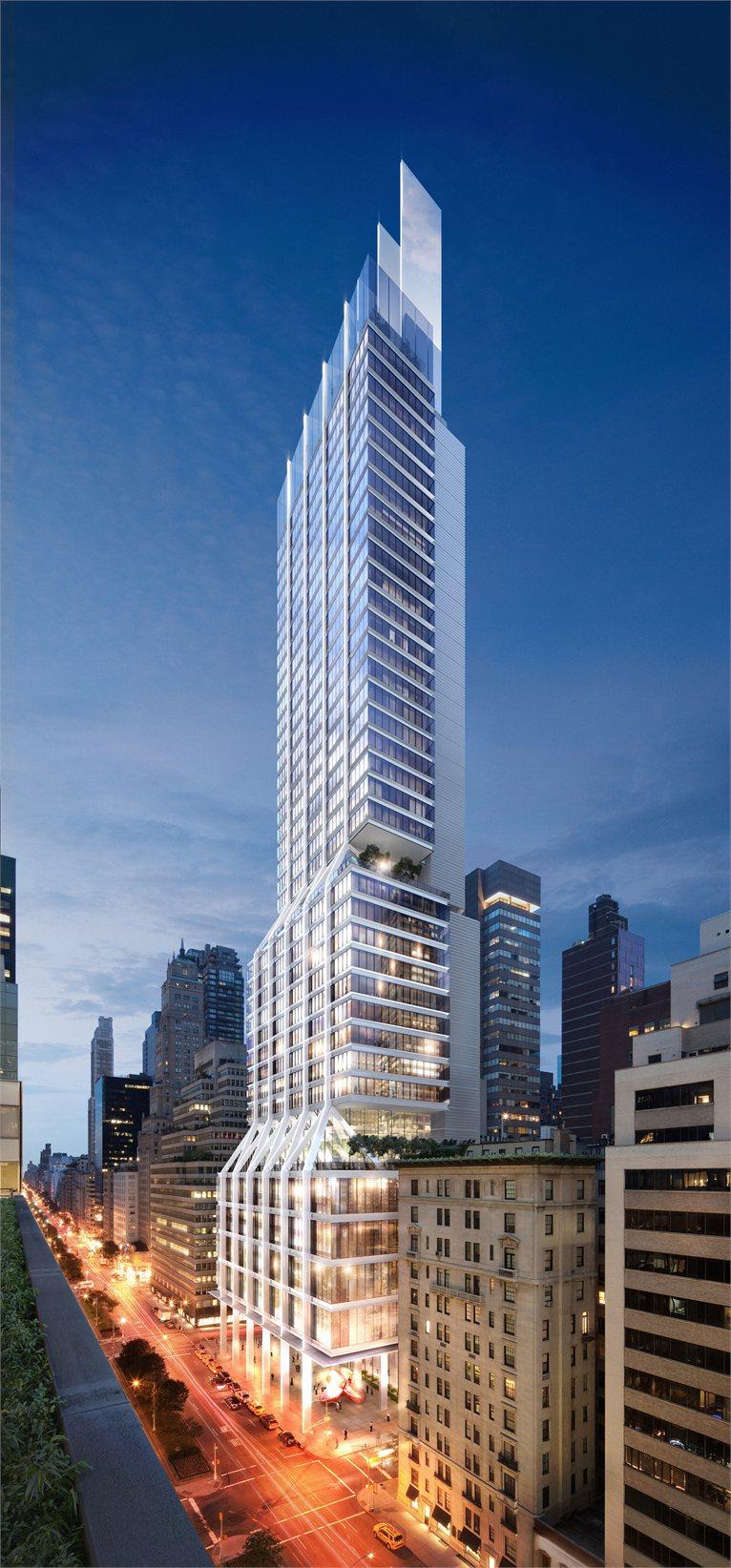 245 park avenue Norman Foster, archistar londinese, si aggiudica la 425 Park Avenue Tower