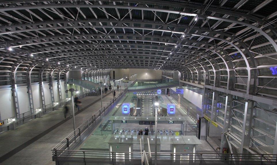 torino portasusa Inaugurata a Torino la nuova stazione di Porta Susa