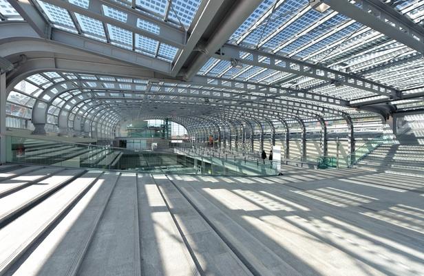 Inaugurata a torino la nuova stazione di porta susa nesite - Orari treni milano torino porta nuova ...