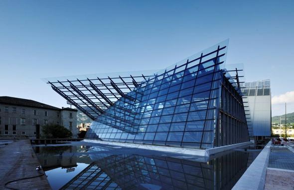 Il MUSE di Trento firmato Renzo Piano: un dialogo tra natura e scienza