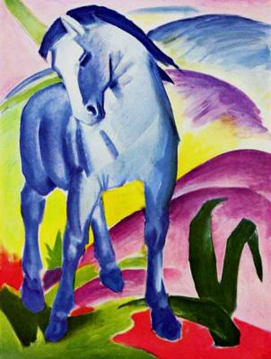 fraz marc cavaleier azzurro Riapre il Lenbachhaus Museum firmato Foster+Partners