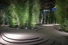 Naturescape: linstallazione di Kengo Kuma che ricorda i giardini giapponesi