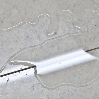Ermes - pavimento sopraelevato sigillato finitura in ceramica