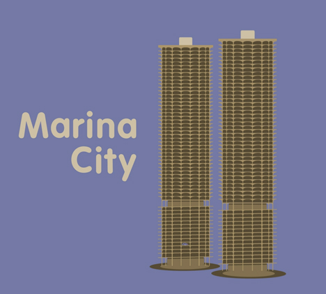 Marina City - Chicago