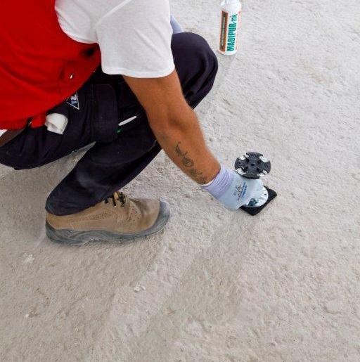 Accesorios para el aislamiento ac stico suelos for Aislamiento acustico suelo