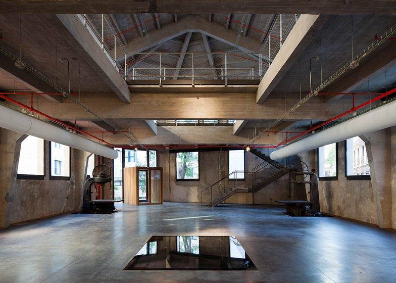 langarita–navarro arquitectos . Centro Medialab Prado . Madrid 4 Medialab Prado: una riqualificazione che si ispira alla creatività