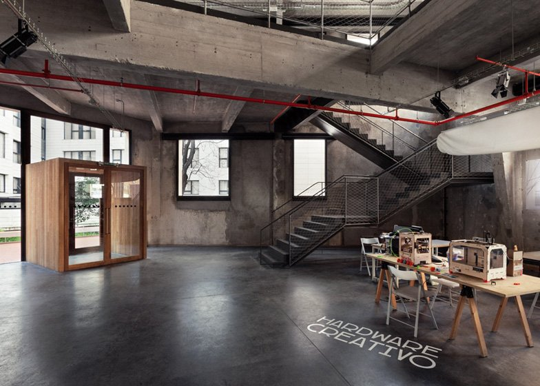 langarita–navarro arquitectos . Centro Medialab Prado . Madrid 5 Medialab Prado: una riqualificazione che si ispira alla creatività