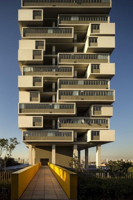 360 building 1 360 Building Sao Paulo: un nuovo concetto di edilizia verticale
