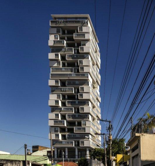 360 building 2 Fotor 360 Building Sao Paulo: un nuovo concetto di edilizia verticale