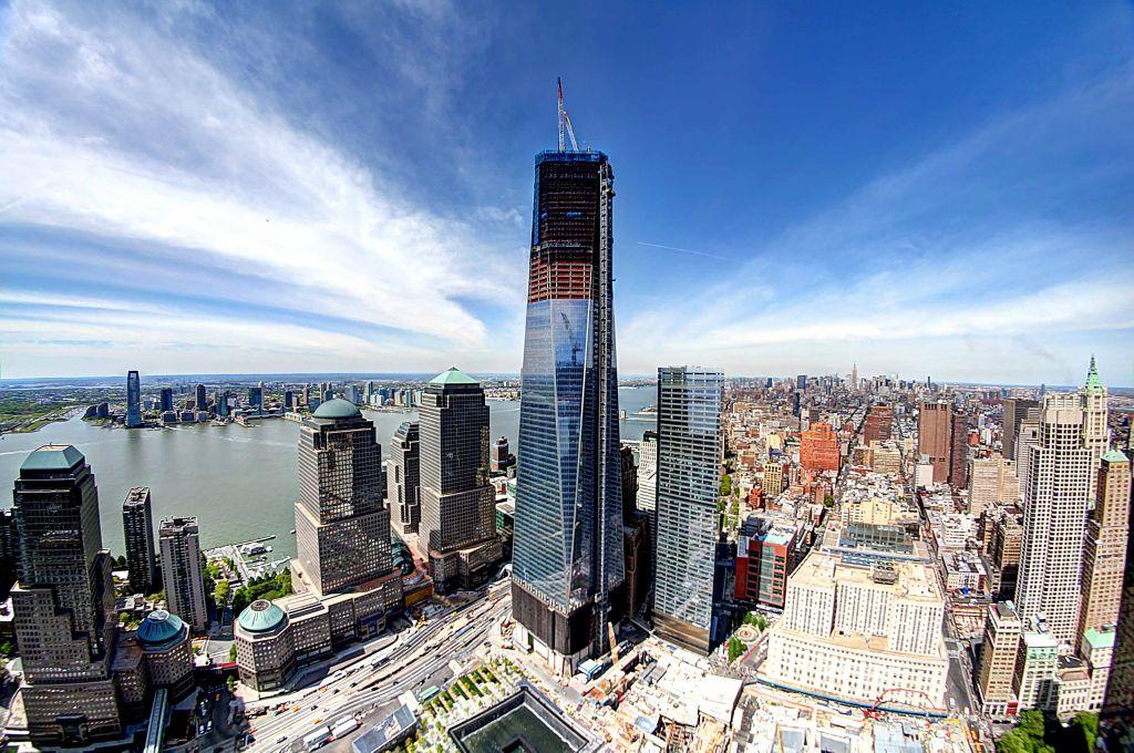 Freedom tower sar il grattacielo pi alto degli stati for Immagini grattacieli di new york