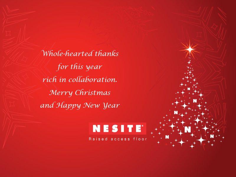 Happy Holidays from Nesite