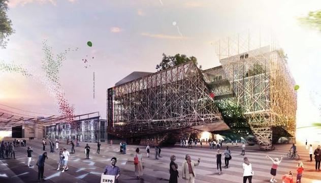 Padiglione Italia - Expo 2015 Milano