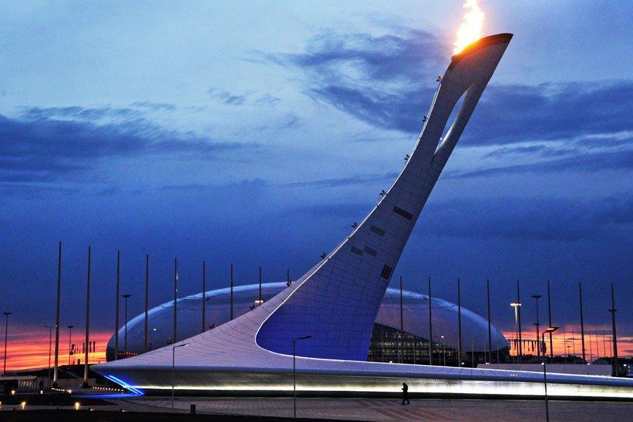 Sochi Medals Plaza Olimpiadi di Sochi: l'architettura che lascia il segno