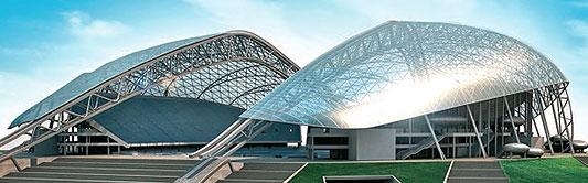 fisht stadium Olimpiadi di Sochi: l'architettura che lascia il segno