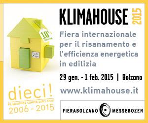 Nesite a Klimahouse 2015