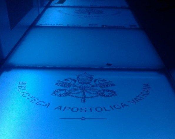 Schermata 2015 03 20 alle 10.29.50 Nesite nel data center della Biblioteca Apostolica Vaticana