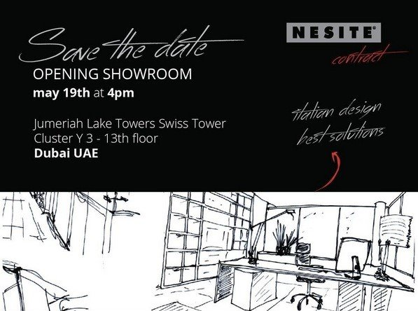 Nesite Showroom Dubai