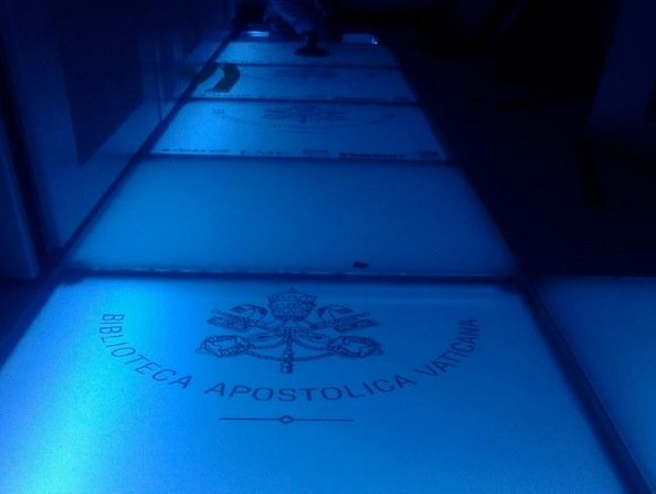 Schermata 2015 07 02 alle 17.52.48 Nesite raised floors in the Vatican Data Center