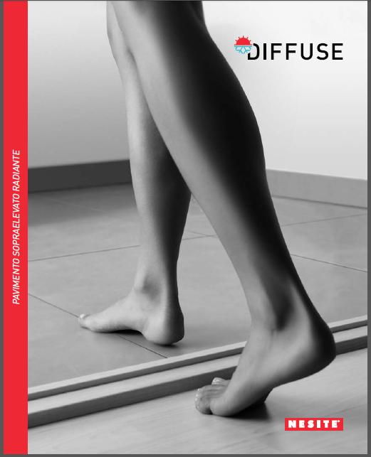 Diffuse Diffuse a Klimahouse 2016 presso lo stand Floor Tech