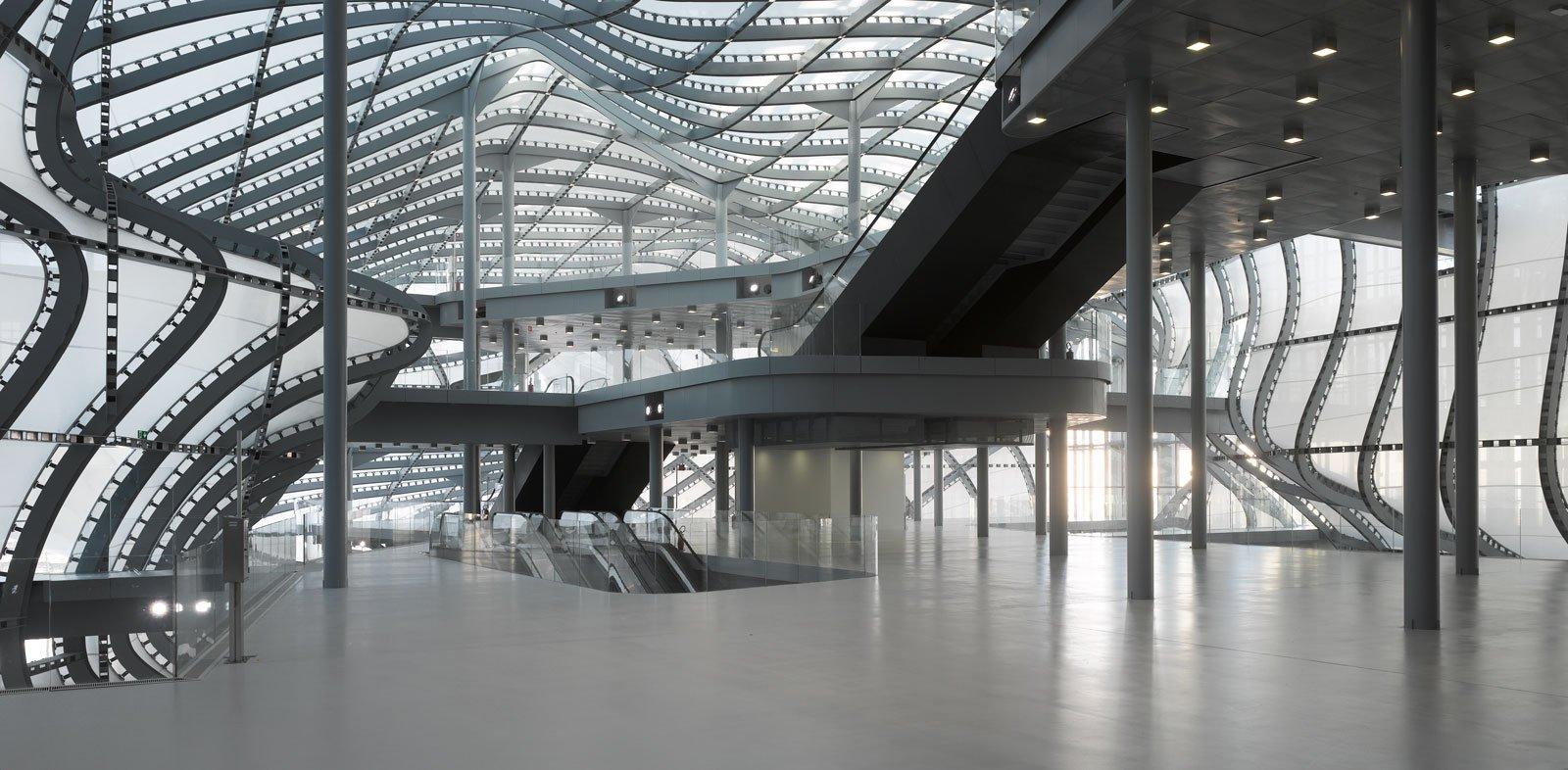 Centro Congressi La Nuvola Roma