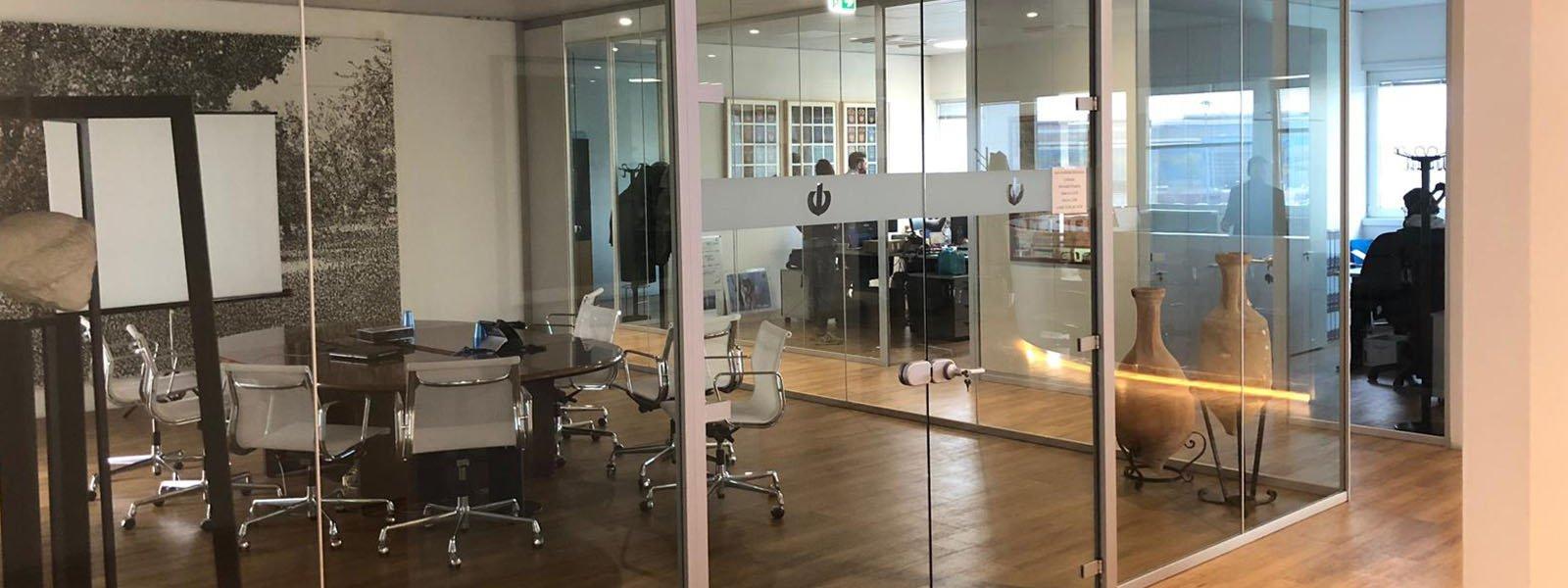 Ristrutturazione formula contract sede direzionale Ligabue Group
