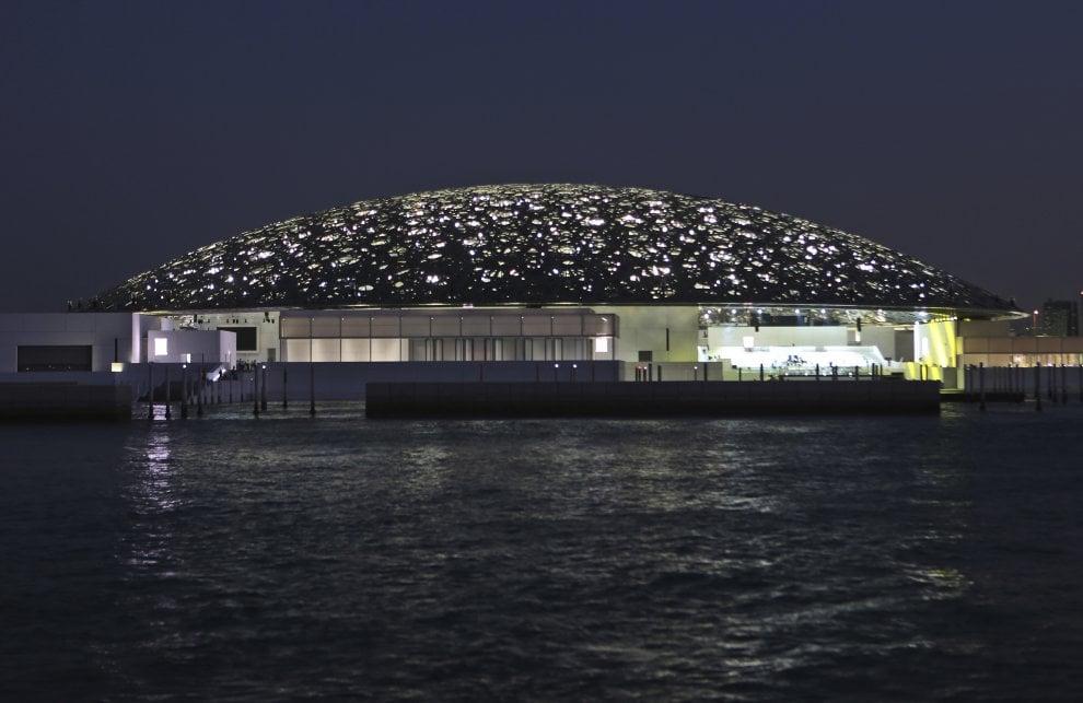 Abu Dhabi's Louvre