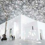 Louvre Abu Dhabi cupola