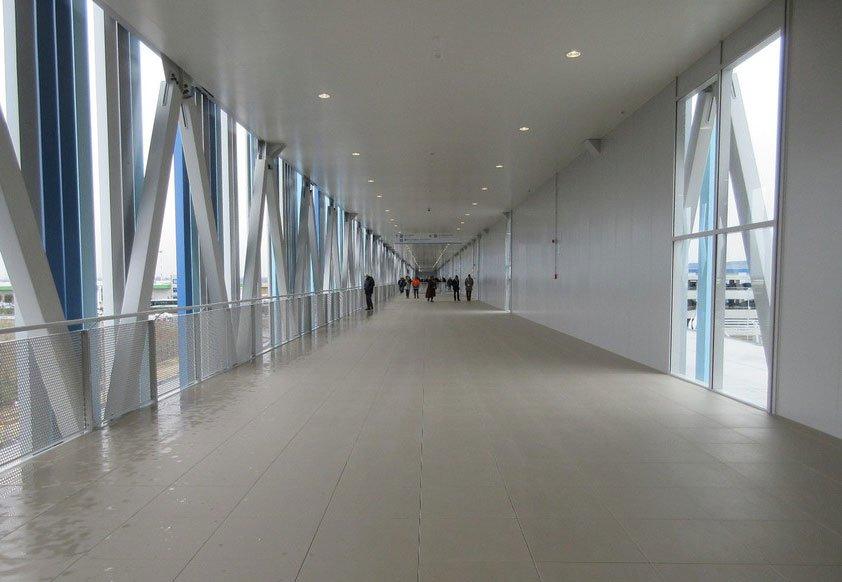 pavimenti polo intermodale Nesite Inaugurato il polo intermodale Ronchi dei Legionari