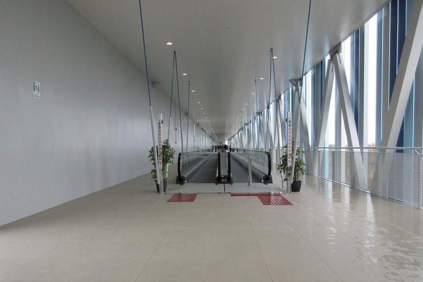 pavimenti sopraelevati Nesite aeroporto Trieste Inaugurato il polo intermodale Ronchi dei Legionari