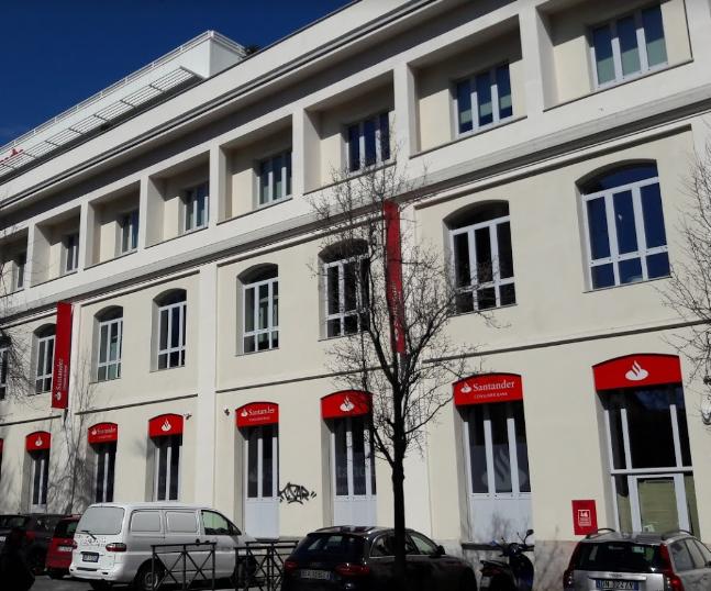 Pavimenti sopraelevati Nesite nella sede Santander