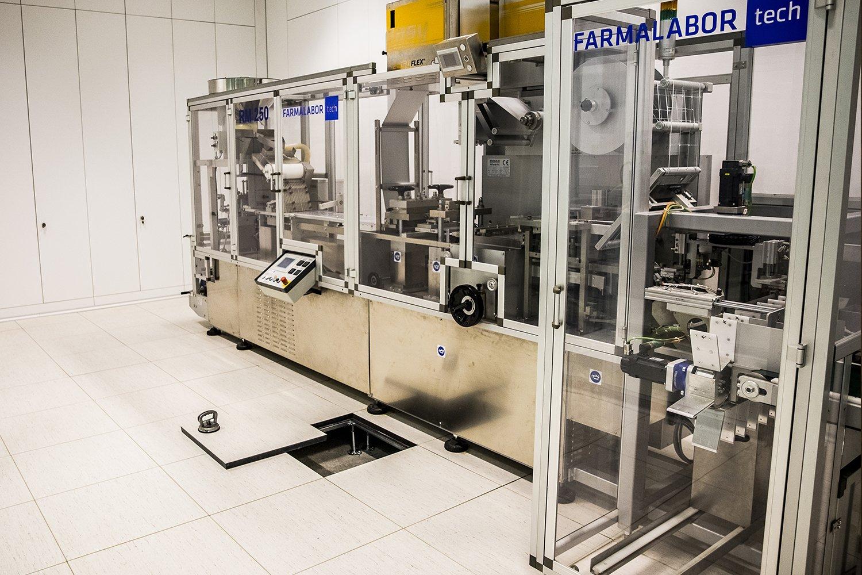 Soluzione Contract per Farmalabor - Nesite Contract