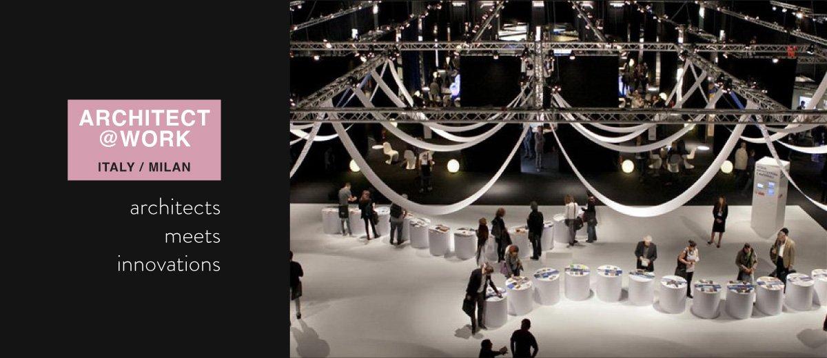 Invito Architect Work Milano 2018 Nesite