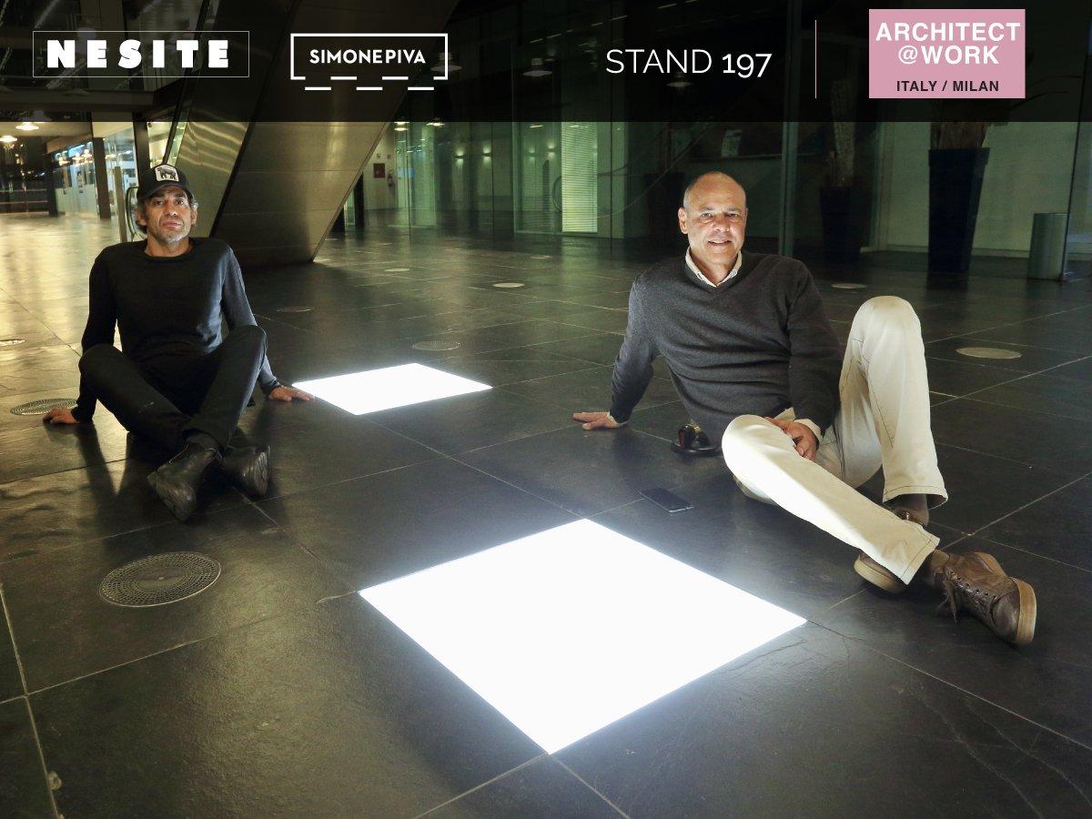 Architect Work Milan 2018 Stand 197 Nesite