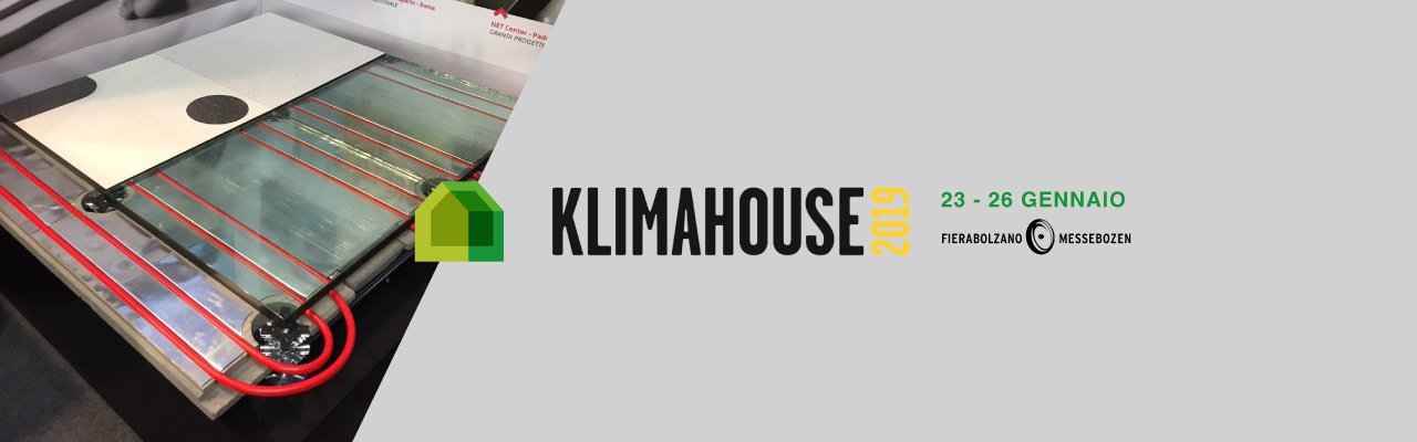 Stand Nesite Klimahouse 2019