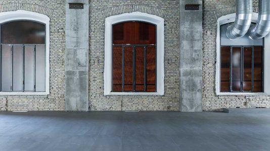 Pavimento sopraelevato museo MAXXI