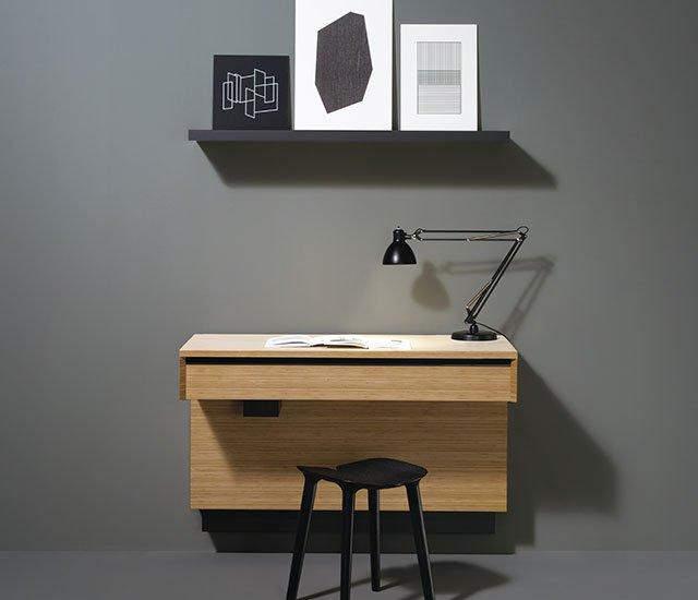cucina - scrivania in bambù