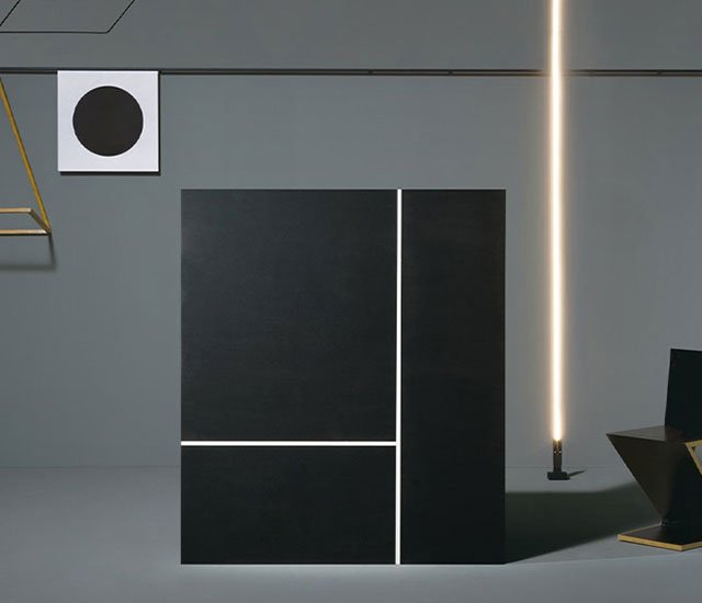 EO 01 - cucina compatta design giapponese