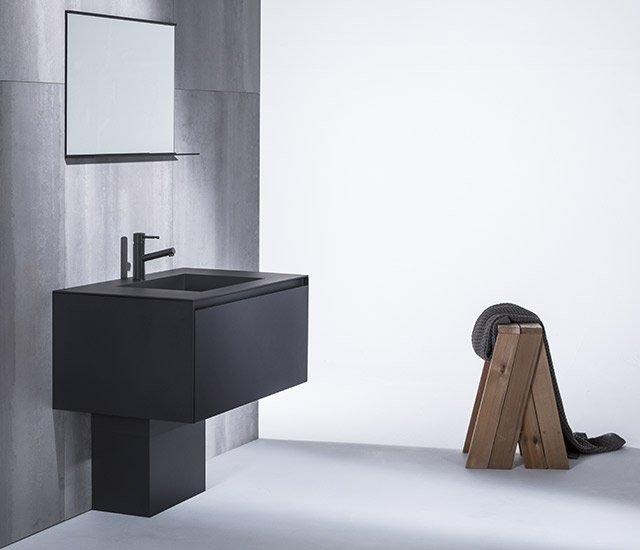 lavabo sency vanity design giapponese
