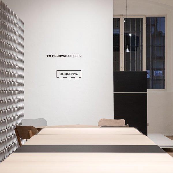 showroom sanwacompany by simonepiva Milano