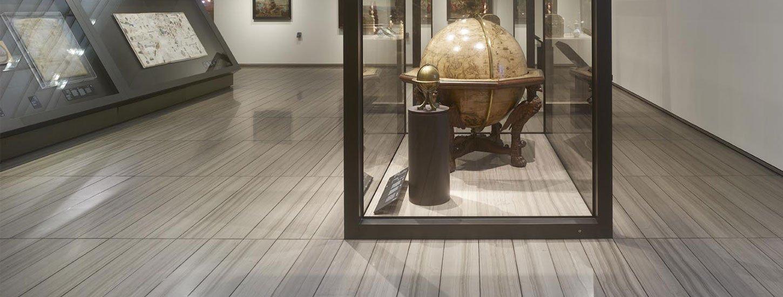 pavimento sopraelevati musei