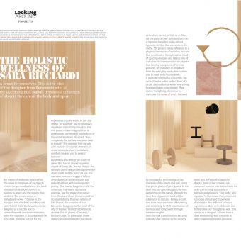 Collezione ORA by Sara Ricciardi e Simone Piva - INTERNI magazine