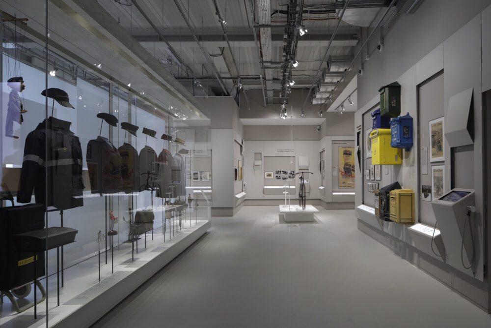 Museé de La Poste Parigi