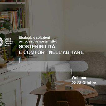 Nesite live su GBC Italia, webinar 22 - 23 ottobre 2020