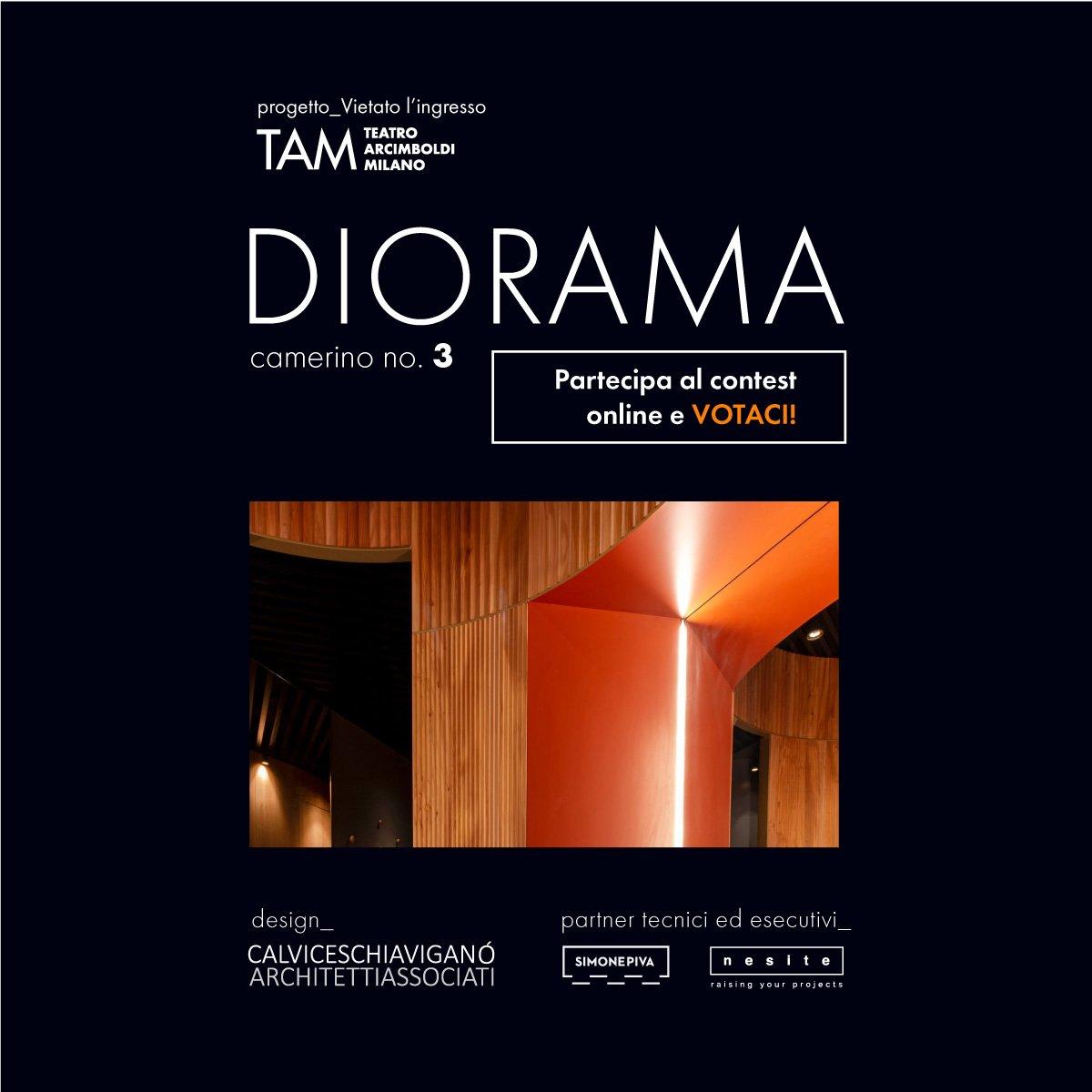 Contest camerini Teatro Arcimboldi